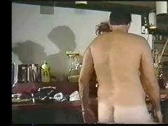 little oral sex job annie dressing room bj