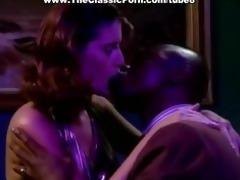 interracial anal classic porn movie scene