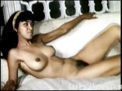 bushy italian hotty nude - vintage erotica 2609s