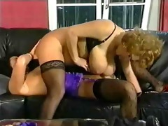 hirsute lesbo chicks sex-toy play