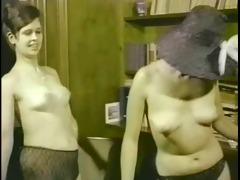 vintage topless dancers