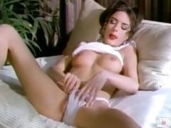 rebecca lord masturbate on ottoman