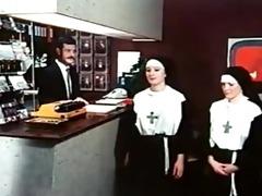 nympho nuns (porn vintage)