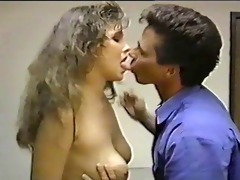 peter north fucks tamara lee over a desk - rare