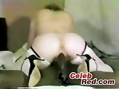 dilettante retro interracial fuck amateu