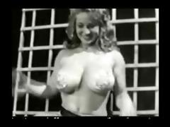 busty vintage retro playgirl virginia bell