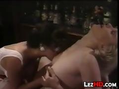 vintage lesbos licking