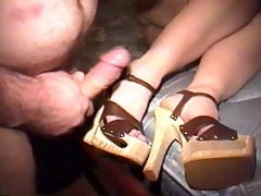 vintage wooden sandals spunk flow