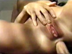 vintage with double anal