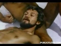 retro homo fisting and hardcore