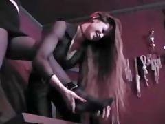 acquire the secretary - classic tickling video!