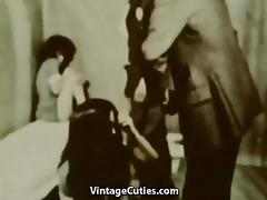 policeman teaches arrested women