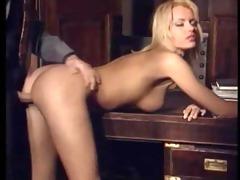 anita blond italian scene