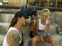white trash bitch 85 - scene 7