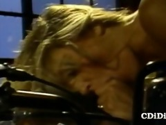 stacey donovan and peter north - sexy retro sex