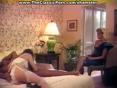wife and three-some other girl on hubby rod
