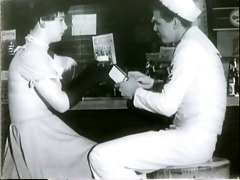 the sailor and the b-girl