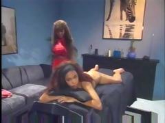 lesbian massage their gazoo and too their