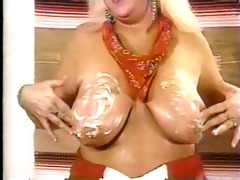 plump older golden-haired gets fuck!