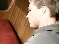 cruising in a theatre