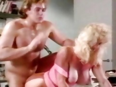 brandy bosworth busty retro cougar office sex